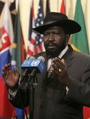 Diplomatie/ Soudan : Salva Kiir et rival Riek Machar  sont parvenus à se mettre d'accord sur «sur certains points»