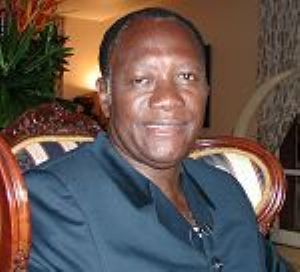 Alassane Ouattara à Yamoussoukro en prélude à un sommet de la CEDEAO
