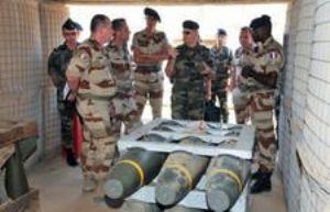 Tchad : les EFT reçoivent l'inspection des armées