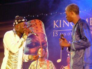 King Mensah, pape du tradi-rock, prépare son 9e opus pour célébrer les 60 ans de son pays