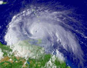 Maurice en alerte cyclonique de classe 1
