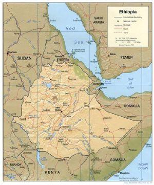 Cinq touristes étrangers tués dans le nord de l'Ethiopie
