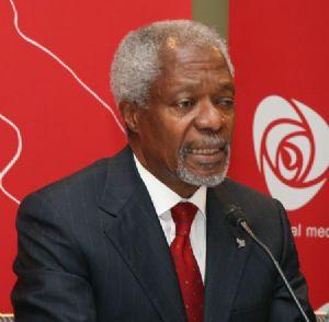 Rapport Africa Progress Panel « Il est temps de passer à l'action » Kofi Annan