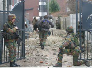 RDC : Des instructeurs militaires belges pour la formation de l'état-major d'une brigade de l'armée R.D. Congo
