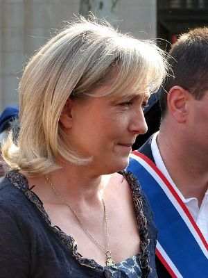 France/présidentielle : Marine Le Pen en troisième place du premier tour