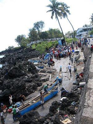 Comores : Deux morts suite aux fortes pluies au centre de la Grande-Comores