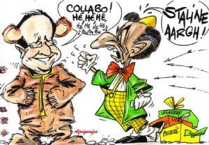 France / présidentielle : L'écart entre Hollande et Sarkozy se réduità 4 points (sondage)