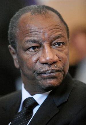 Guinée: Alpha Condé confirme l'éviction du chef de la cour constitutionnelle