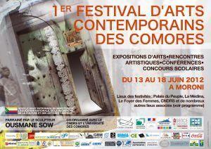 Les Comores en plein Festival des arts contemporains