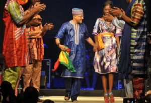 Niger: Alphadi rentre dans le cercle fermé des Artistes de l'Unesco pour la paix