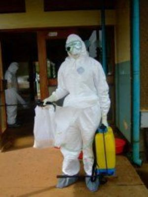 Alerte d'Ebola en Ouganda après l'apparition d'un foyer en RDC