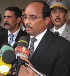 Le chef de l'Etat mauritanien quitte l'hopital parisien après l'amélioration de son état de santé