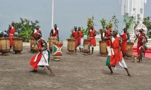 Le tambour, un héritage culturel à protéger