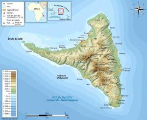 Comores : Crash d'un avion du trafic inter-iles