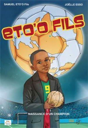 Samuel Eto'o sort une BD sur son enfance !