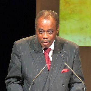 Le journaliste ivoirien Venance Konan, lauréat du Grand Prix littéraire d'Afrique noire