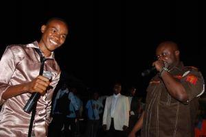 Rally Joe Niyibizi, l'espoir de la musique burundaise