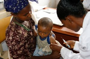 Le Gabon lance la semaine africaine de vaccination la semaine prochaine