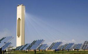 Mauritanie : Inauguration d'une centrale solaire à Nouakchott