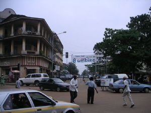 L'abondance des pluies est synonyme d'inondation avec son corollaire d'ennuis pour les habitants de Conakry