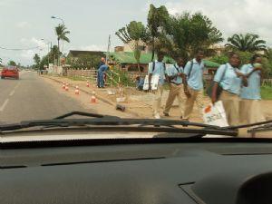 Le Premier ministre lance les Jeux nationaux scolaires et universitaires à Libreville