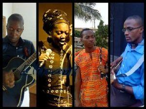 Le quatuor togolais Elinam en route pour un second album avec  Màzèê