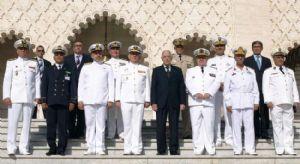 Le chef d'état-major de la Marine participe à la réunion du 5+5 au Maroc