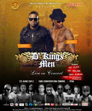 Nigéria : Concert de stars avec D'banj et 2Chainz