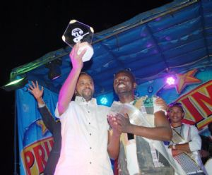 Mkombozi remporte Isanganiro Awards 2013