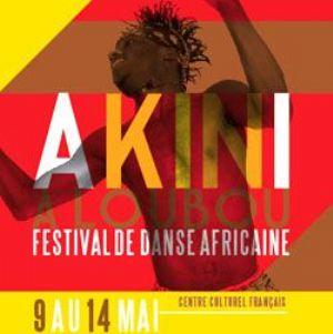 """7e Festival International de danse contemporaine """"Akini à Loubou"""" du 18 au 20 juillet à Libreville"""