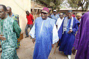 Le président malien IBK, fait un malaise au Maroc