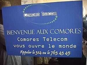 Les Comoriens privés de téléphonie gratuite sur internet
