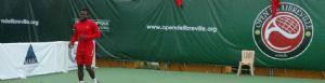 Tennis : La 11e édition internationale d'Open s'ouvre à Libreville