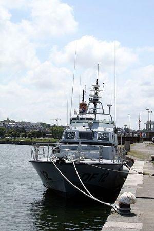 Un navire transportant du cannabis saisi par la Marine nationale française