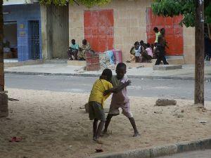 Sénégal : Cahiers de lutteurs en stock