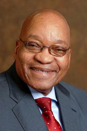 Le président sud-africain salue un projet financé par la Chine