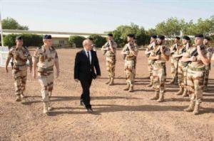 Détermination et neutralité, Jean-Yves le Drian en visite en RCA et au Tchad