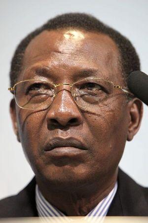 Arrivée du président tchadien à Khartoum pour une visite de deux jours