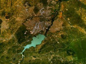 Botswana : Gaborone face à une importante coupure d'eau suite à l' explosion d'un tuyau