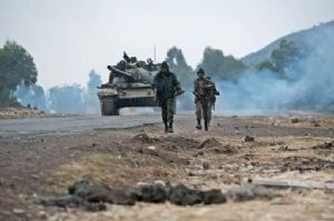 Deux militaires rwandais arrêtés près d'un aéroport de l'Est de la RDC