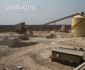 Botswana : Discovery Metal annonce une hausse de sa production de cuivre