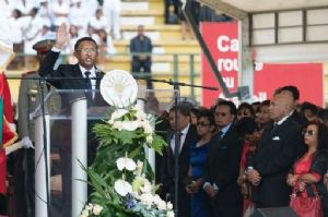 Madagascar: Hery Rajaonarimampianina conteste sa destitution et se montre serein