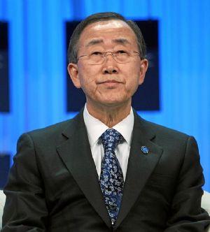 Le Secrétaire général des Nations Unies félicite la Namibie pour son développement et pour sa contribution à la paix en Afrique
