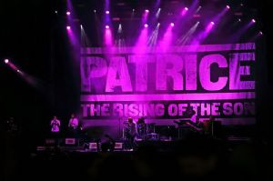 Patrice en live et acoustique