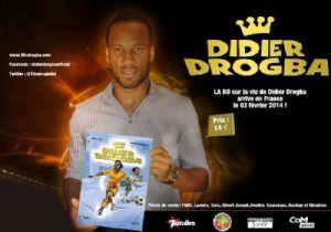 Didier Drogba : Sa bande dessinée est arrivée en France