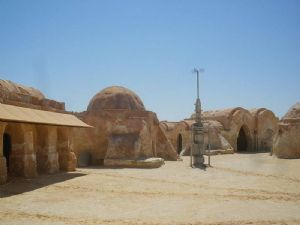 Un festival de musique sur la planète Tatooine