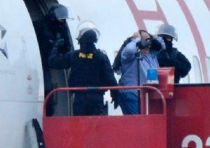 Détournement d'un vol Addis-Rome, le copilote pirate de l'air arrêté
