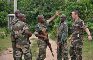 Côte d'Ivoire : Fin du mandat 32 de la force Licorne
