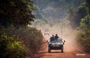 Sangaris : Décès d'un militaire français