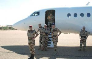 Tchad : Dans la peau d'un garde du corps